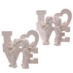 Love Kissing Cherubs - £11.99