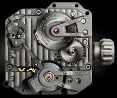 Urwerk Encourages Obsessive Accuracy Tinkering With EMC Watch Movement