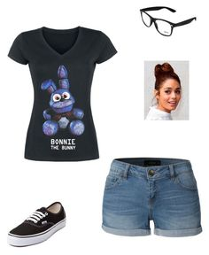 """Meeting Mark"" by maryvarleyrox ❤ liked on Polyvore featuring Freddy, LE3NO and Vans"