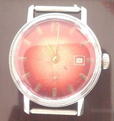 """Rare Vintage Russian """"Wostok"""" USSR2605 №241184 17 stones mecanical  watch #Wostok"""