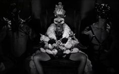 Brooke Candy – Opulence (Music Video by Steven Klein)