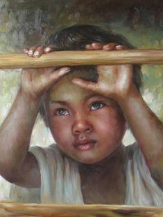 Kiera Malone | Francés realista pintor figurativo | Sugerencias