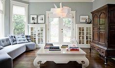 Pretty simplicity!  interior by Jessica Helgerson