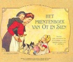 Het boek van Ot en Sien/Het prentenboek van Ot en Sien - Jan Ligthart, H.Scheepstra(+5)