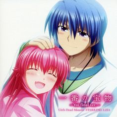 Angel beats... How can a show be funny, romantic, action packed and heart breaking at every turn?  Such a good show...