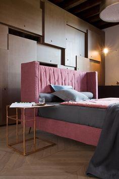 Les Rois / Vendome - design  Silvia Prevedello - Letti matrimoniali
