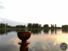 // enjoying the sunset in Vienna // unbreakable and high-end bong pieces designed and made in Austria // www.metalforms.at // #premium #bong #bowls #Austria #Donau #cannabis #weed #ganja #marijuana #marihuana #420 #710