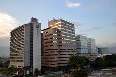 Medellín - El Poblado - Ibis Hotel & Ciudad del Río Business Center