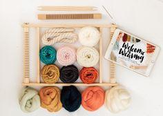 Weaving Kit | Foundations Class + Supplies — Hello Hydrangea