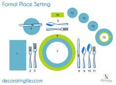 47 best proper table setting images in 2018 good manners. Black Bedroom Furniture Sets. Home Design Ideas