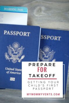 Everything you need to know to get your little one's 1st passport. #familytravel
