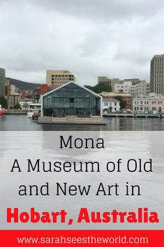 Hobart's Museum of Old and New Art is an awesome experience! It was full of interesting pieces of art. The best part about it? There's a winery nearby that you can see when you're done at the Museum! If you're looking for things to do in Hobart, Australia you found them. Don't forget to save this to your travel board.