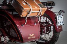 1931 Moto Guzzi Sport 15 - SPORT 15 SIDECAR
