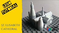 Lego Architecture, Miniatures, Minis