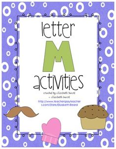 Letter M Activities