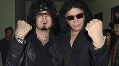 gene simmons & nikki sixx....nasty comments..stick it gene