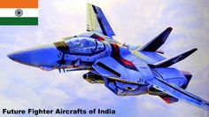 AMCA and FGFA India's Two Fifth Generation Fighter before 2025 for India...
