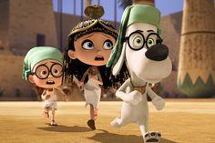 'Mr. Peabody and Sherman'