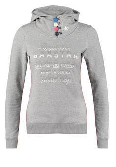 PUMP - Hættetrøjer - grey heather