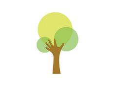 64 Ideas tree logo inspiration simple for 2019 Vector Logo Design, Modern Logo Design, Branding Design, Logo Inspiration, Vintage Logos, Logo Nature, Vector Verde, Element Symbols, Tree Logos