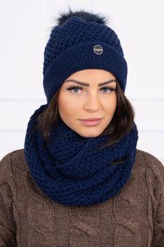Štýlová čiapka a šál, zimný set Crochet, Fashion, Moda, Crochet Crop Top, Chrochet, Fasion, Crocheting, Knits, Trendy Fashion