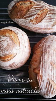 Sourdough Bread, Doughnuts, Health And Nutrition, Bread Recipes, Healthy Recipes, Healthy Foods, Bakery, Gluten Free, Sweets