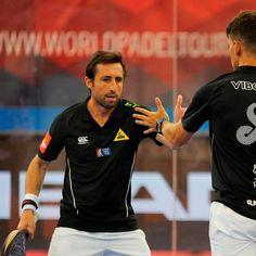 Ramiro Moyano y Maxi Grabiel se han llevado el partido de la jornada tras ganar por 6/2 3/6 y 6/1 a Ale Ruíz y Maty Marina. #worldpadeltour #padel #instapadel #lasrozasopen #wptlasrozas #lasrozas #padeltime #padeladdict
