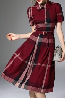 Join Dezzal, Get $100-Worth-Coupon GiftChecked Waisted Corset DressFor Boutique Fashion Lovers Only: Designer Collection·New Arrival Daily· Chic for Every Occasion