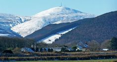 Snaefell.  Only Mountain on thee Island named by the Vikings and means snow topped mountain.. Quite apt in this photo