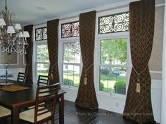 1000 Images About Iron Look Window Covering On Pinterest