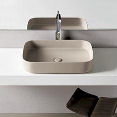 【CIE-SHCOLAR60/AV】 SHUI COMFORT RECTANGULAR 60 カウンター置き型手洗器600mm | Hits Online Shop(ヒッツオンラインショップ) Decor, Rectangular, New Homes, Home Decor, Sink