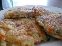 The Grubery: Cheesy Quinoa Burger Recipe