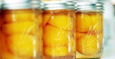 Frutta sciroppata: 10 ricette da preparare in casa