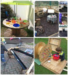 Inspiring backyard play space ideas!