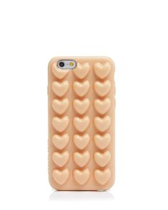 Marc Jacobs Jelly Heart Iphone 6 Case In Seashell Pink Apple Iphone 6, Iphone 10, Iphone Cases, Jelly Hearts, Jelly Case, 6 Case, Tech Accessories, Marc Jacobs, Peach