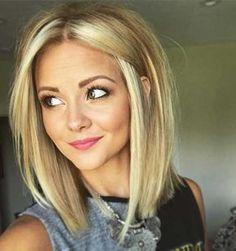 Pics der Ausstehenden Gerade Kurze Frisuren für Damen -