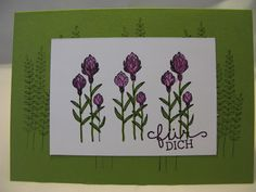 Stampin mit Scraproomboom  - Stampin' Up! - Flowering Fields
