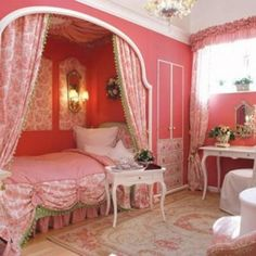 Bedroom Ideas For Teenage Girls Pink And Yellow peeping bitches {barb's house- round 2 | tween, aqua and bedrooms