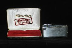 Starlon Gas Lighter Jet-Flame-S in Original Box