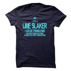I Am A Lime Slaker - #gift for girlfriend #food gift
