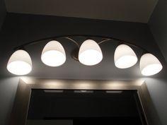 LED Bathroom Light Fixtures to Renovate Your Bathroom | Light ...
