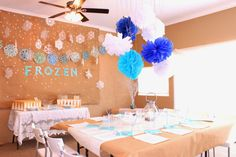lelalove: A Frozen Birthday