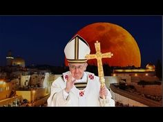False prophet Pope Frances to meet with Obama in the USA during super blood moon in September 2015.