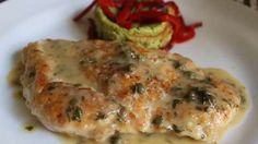 This is by far wOne of my favorite dishes to make when I have guest over! Delicious - Quick Chicken Piccata Allrecipes.com
