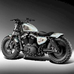 Bag Five manufactures high quality motorcycle headlights, foglights and accessories for Harley Davidson motorcycles and more. Custom Bobber, Custom Harleys, Harley Davidson Sportster, Sportster Scrambler, Sportster Motorcycle, Virago 535, Motos Harley, Motos Honda, Cool Motorcycles
