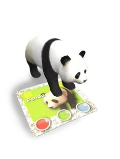 ARC: Zoo Augmented Reality interactive learning cards from Amagicland, 3D animations, sound & music. www.amagicland.com
