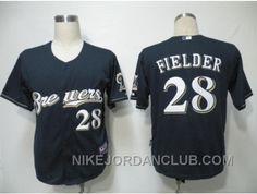 http://www.nikejordanclub.com/mlb-jerseys-milwaukee-brewers-28-fielder-dk-bluecool-base-gnspg.html MLB JERSEYS MILWAUKEE BREWERS #28 FIELDER DK BLUE(COOL BASE) GNSPG Only $19.00 , Free Shipping!
