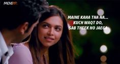 45 Things 'Yeh Jawaani Hai Deewani' Taught Us About Love, Life & Friendships Bollywood Love Quotes, Bollywood Funny, Bollywood Songs, Bollywood Saree, Bollywood Fashion, Love Songs Lyrics, Lyric Quotes, Hindi Quotes, Life Quotes