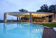 Wir sind verliebt in die wunderschöne Villa Piedra auf der griechischen Insel Korfu. #Strand #Sommer #Sonne #Beach #summer #sun #Ferienhaus #travel #holidays #imUrlaubwiezuhausefühlen
