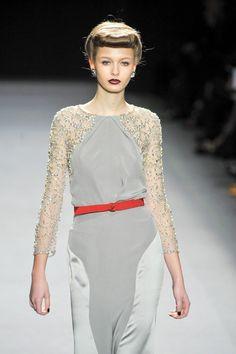 Jenny Packham at New York Fashion Week Fall 2012 - Runway Photos